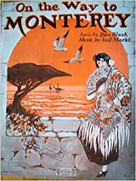 On the Way to Monterey ({Melody Fox Trot}): Ben Black, Neil Moret:  Amazon.com: Books