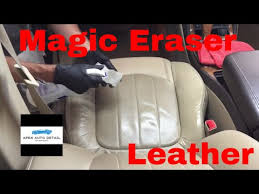 safely clean your leather seats