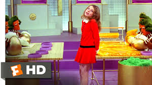 Willy Wonka & the Chocolate Factory - I Want It Now Scene (8/10 ...