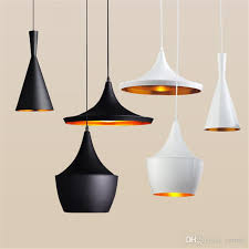 shade pendant lamp e27 bulbs