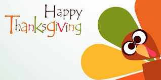 Happy Thanksgiving: I am Grateful for You - 5.12 Solutions Consulting Group