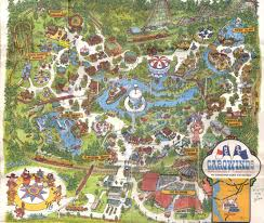 carowinds historical maps cp food