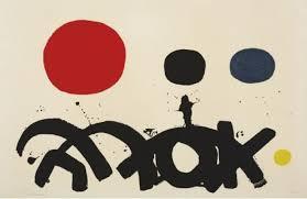 The Dark, Abstract Art of Adolph Gottlieb | Ideelart