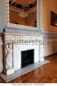 marble fireplace decor form women