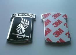 173rd Airborne Auto Medals
