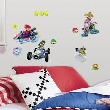 Wall Decals Removable Wall Stickers Tagged Super Mario Bros Roommates Decor