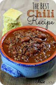the best homemade chili recipe easy