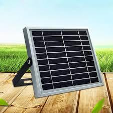 3pcs lot 30w 50w led solar floodlights