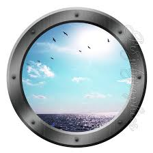 Ocean View Porthole Wall Decals Sea Graphics Peel And Stick Etsy Porthole Wall Decal Ocean View Stick Wall Art