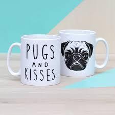 pug mug pugs make me happy pug gifts