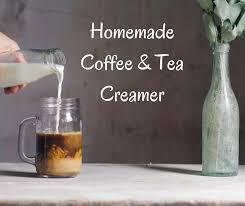 coffee creamer recipe tara