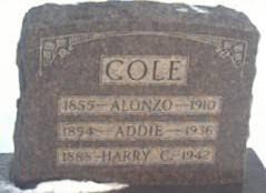 Addie Cole (1854-1936) - Find A Grave Memorial