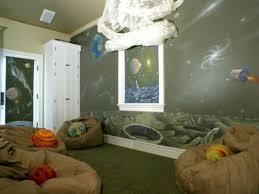 Astronaut Themed Kid S Bedroom Interior Design