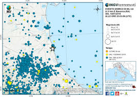 Ultime notizie / Scossa di Terremoto