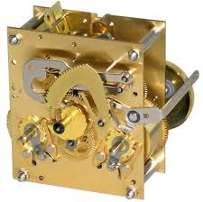 kieninger clock movements