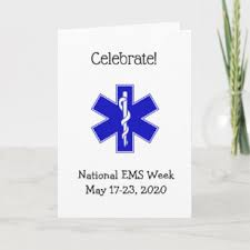 ems week gifts on zazzle