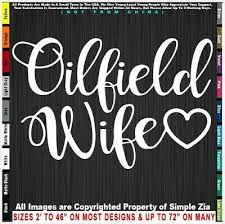 Oilfield Wife Text Girl Drill Pump Oil Roughneck Trash Frac Patch Sticker Decal Ebay In 2020 Oilfield Wife Oilfield Oilfield Life