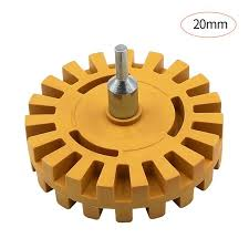4 Inch Pneumatic Rubber Remover Wheel Car Decal And Sticker Removal Eraser Decal Removal Scraper Tools Walmart Com Walmart Com