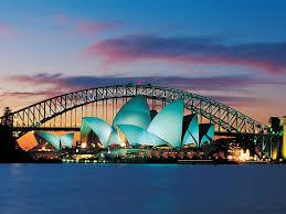 harbour bridge desktop wallpaper