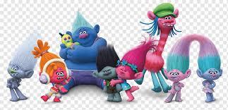 trolls dreamworks animation character