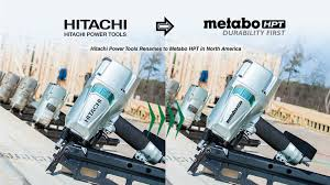 hitachi power tools to bee metabo