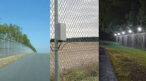 Senstar Fence Sensors For Property And Perimeter Security
