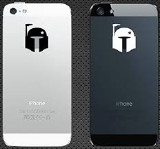 Cell Phone Decals Iphone Decals Iphone Buy Online In Saint Kitts And Nevis At Desertcart