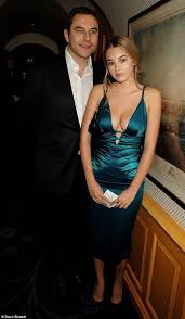 """David Walliams, 48, """"moved the former daughter of Keeley Hazell, 33, to his  house""""   FR24 News English"""