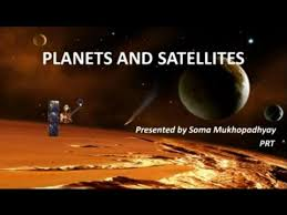 Planets and satellites - CBSE Class VI Social Science lesson - YouTube