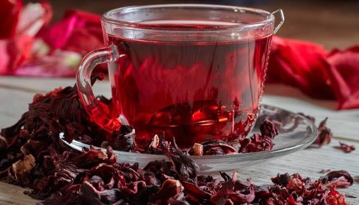 """Resultado de imagem para chá de hibisco"""""""