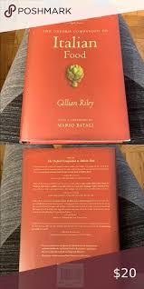 The Oxford Companion to Italian Food by Gillian Riley great condition  forward by Mario Batali Oxford University Press Accents… in 2020 | Italian  recipes, Oxford, Companion