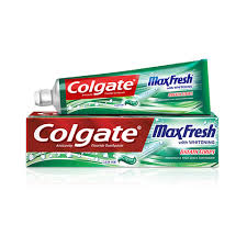 colgate maxfresh whitening with breath