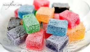 gumdrops gummy candy recipe