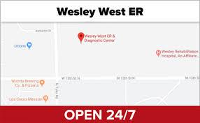 Wesley ER Check-in