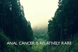 anal cancer is relatively rare x ur
