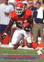 JockBio: Priest Holmes Biography