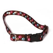 Replacement Receiver Collar Straps For All Brands Electric Dog Fences Brown With Colorful Paws Petsafe Invisible Fence More Up To 26 By Extreme Dog Fence Walmart Com Walmart Com