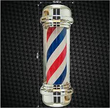 Barber Pole Decal 3 79 Dealsan
