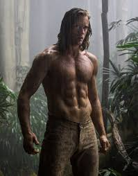 The Legend of Tarzan Trailer Has Alexander Skarsgard, Apes