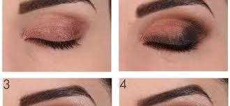 merry elegant makeup look