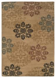 camden 2320a gold contemporary rug