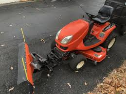 kubota gr2100 riding mower lawn tractor