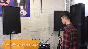 Dàn Loa Karaoke Gia Đình Giá Rẻ 30 Triệu- Hát Hay   Ati Thanh Huy (Bán Trả  Góp) LH 0933991244 - repacted
