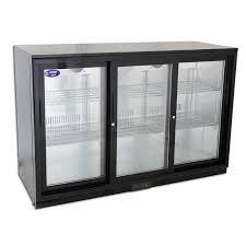 330 litre commercial bar fridge 3