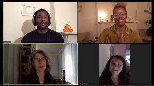 Jenna Wortham & Wesley Morris Fellows Virtual Reading and Conversation -  YouTube
