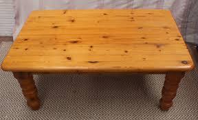 oregon pine coffee table r850 00