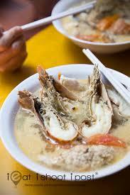 Sin Kee Seafood soup @ Marsiling Lane ...