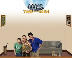 Two et Half Men Melanie Lynskey As Rose Conchata Ferrell As Berta Charlie  Sheen As Charlie Harper Holland Taylor As Evelyn Harper Angus Jones As Jake  Harper Jon Cryer As Alan Harper