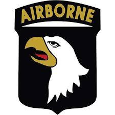 101st Airborne Division Vinyl Decal Usamm