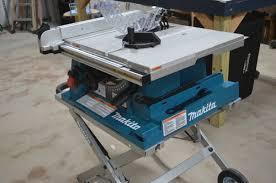 Tool Review Makita 15 Amp Corded Table Saw 2705x1